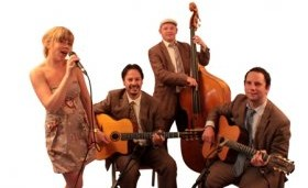 Gypsy Jazz Band Hire