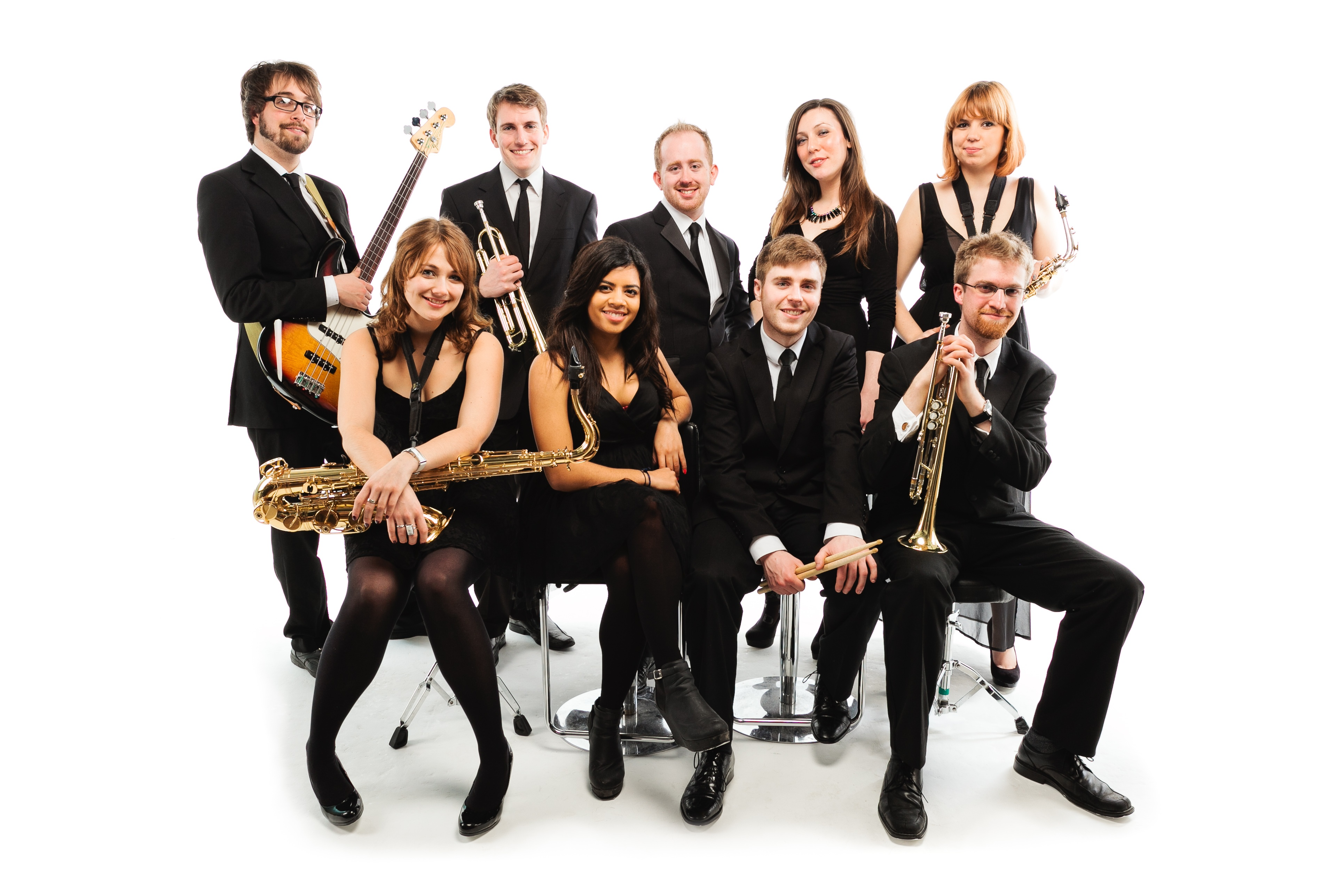 swing town band book live local bands for hire