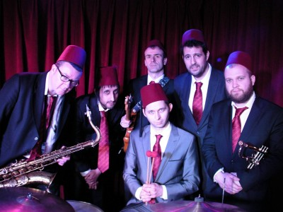 Swing Fez Fest | WALKABOUT BAND